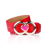 Free shipping. woman' leather belt .real leather waist belts.cheap.fashion belt.New brand ,Pin buckle belts
