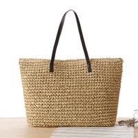 2013 women's handbag straw bag one shoulder woven bag bags all-match