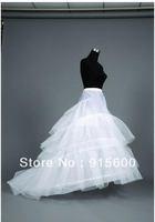 2 Hoops Wedding Bridal Accessories Petticoats Train