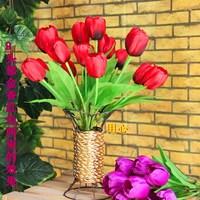9 , artificial flower plastic flower decoration flower silk flower artificial flower
