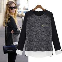 Spring Autumn&Winter, Elegant Fashion Ladies Knitwear, Women Pullover