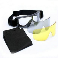 X800 tactical goggles outdoor windproof riding eyewear glasses motorcycle