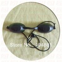 laser goggles/eyewear/IPL goggle/E-ligt goggles, black color, CE certified 190-2000nm