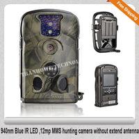 Free shipping!! Ltl Acorn Ltl-5210MM 940nm Blue IR LED ,12mp MMS hunting camera without extend antenna
