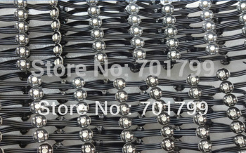 Black DC5V WS2811 led 5050 SMD pixel node;50pcs a string;black wires;5cm wire spacing