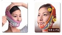 Anti Wrinkle Half Face Slimming Cheek Mask Lift V Face Line Slim Up Belt Strap