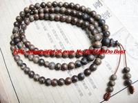 Best Vietnamese agarwood prayer beads 6mm Japanese Fuson raw clay beads top crafts 108