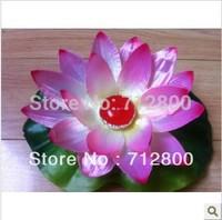 50pcs/lot  High Quality Silk Lotus River Lanterns & Chinese Floating Water Lantern & Wishing Lanterns for New Year WL002