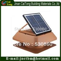 12W 17.4V 12'' Solar attic exhaust fan,ventilator solar power fan