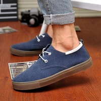House new fall tide shoes fashionable tide shoes breathable men's casual Korean version of the British men's shoes DZ17