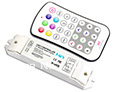 M7 remote+receiver;LED mini RGB touch controller;DC12-24V input,3A*3channel output