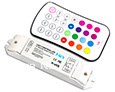 M6 remote+receiver;DC12-24V input,3A*3channel output
