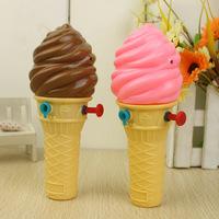 Ice cream water gun tricky toy novelty