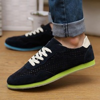 2013 summer new fashion shoes Korean tidal shoes breathable men's casual shoes wild forest curved popular men's walking shoes