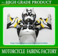 Wholesale - ABS Plastic Fairing kit for Kawasaki Ninja ZX7R 1996 - 2002 2003 motorcycle bodywork yellow black RX