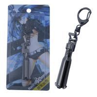 Black Rock Shooter gun exquisite hangings keychain b . r shooter
