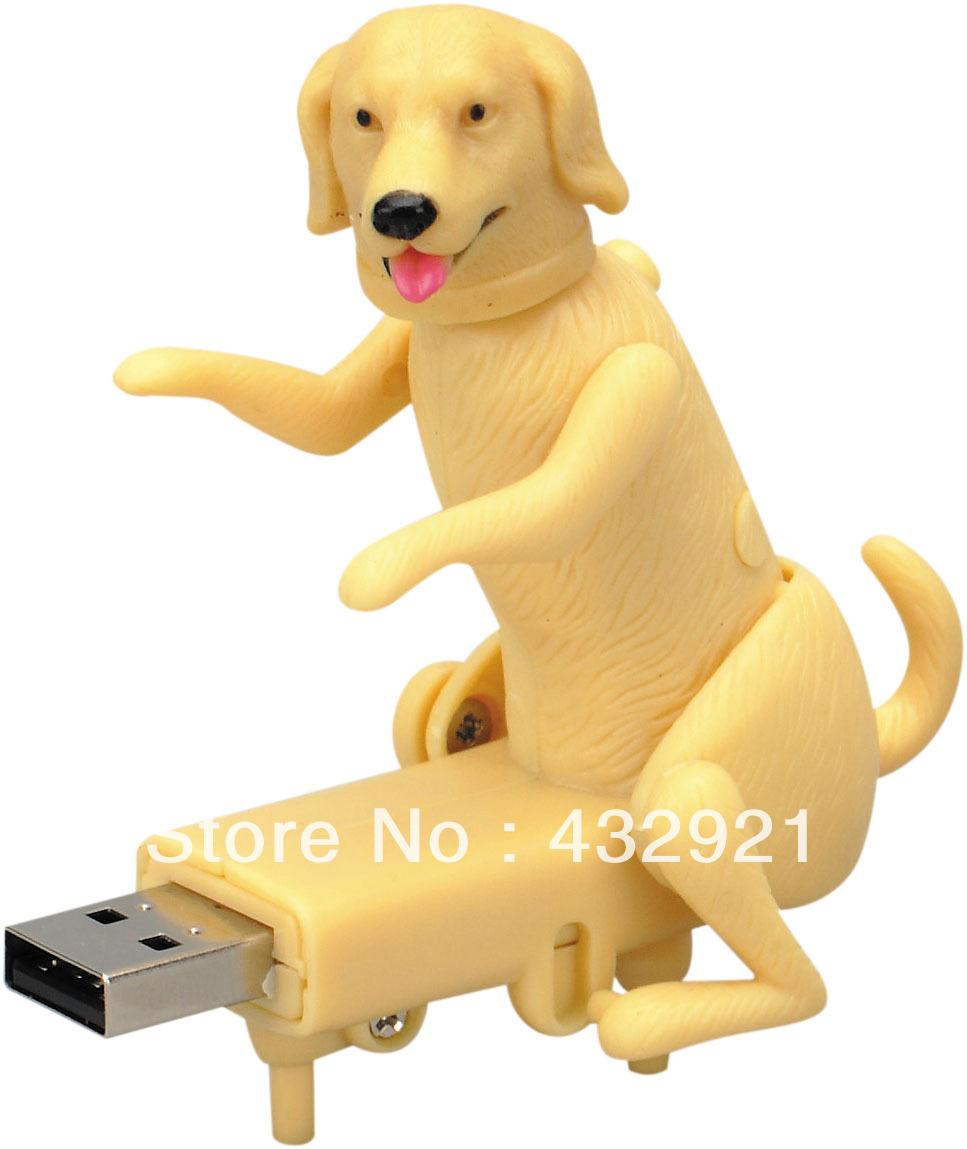 free shipping hot sale cheap new humping dog usb sticks