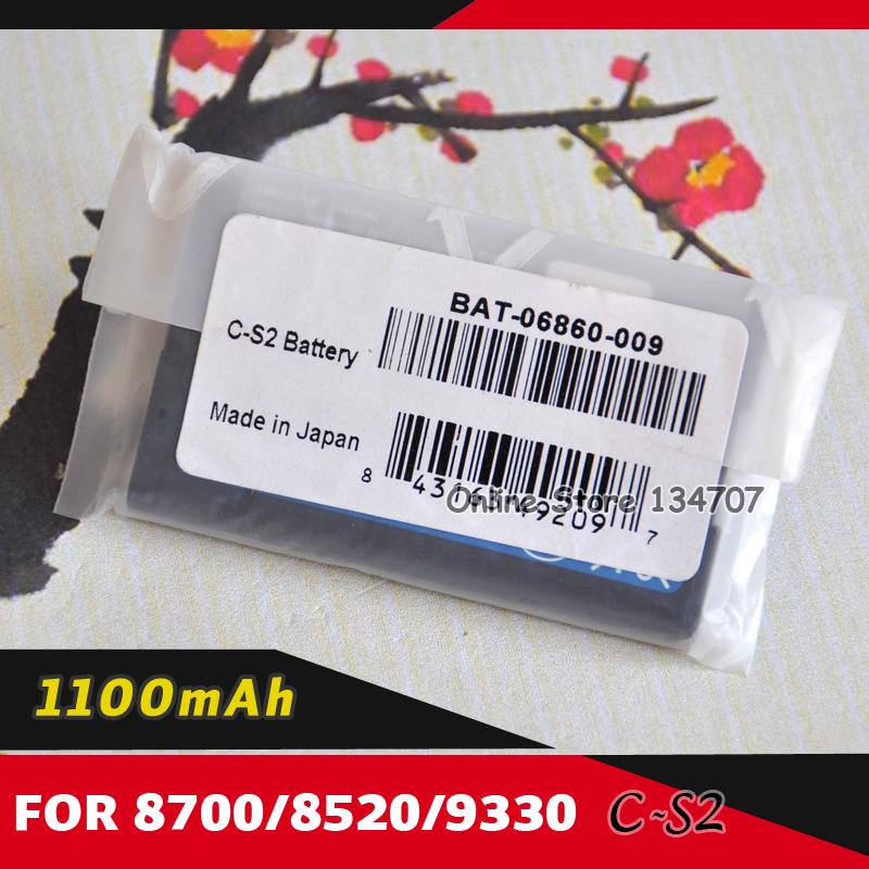 C-S2 Battery CS2 BAT-06860-001/002 CS2 For BB 8300 8310 8320 8330,8530 8700 8700C 8700g 8703e Curve 3G 9300 9330 Bateria(China (Mainland))