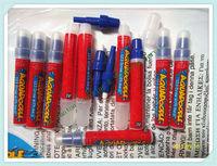 100pcs/lot In Stock Mess Free Magic Water Drawing Aqua Doodle Pen With Cap For Aqua Doodle Mat DrawingToy,Free Shipping!
