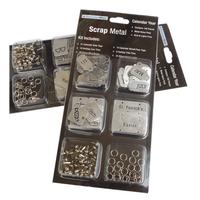 DIY Album Accessories, Scrapbook Metal Embellishment, Metal Tiles, Brads, Tags Free Shipping