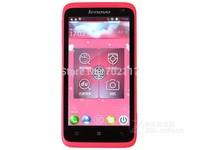 Original lenovo S720 S720I phone MTK6572 Dual Core Android 4.0 RAM 512MB RAM 4GB ROM 4.5Inch FWVGA Screen Dual Camera 3G