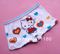 Soft cotton panties for children, underware for girl 12 pcs/lot , free shipping