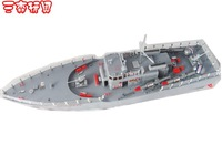 Double ht-2877 hengtai remote control toy model boat