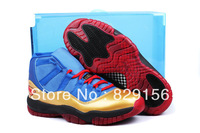 Free shipping The new new  cheap J11k  men athletic shoes men basketball shoes 2013 size us 8~13