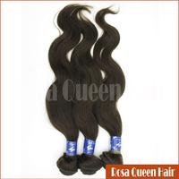 Rosa Queen Hair Top Sale AAAAA High Grade Raw Body Wave Mongolian Virgin Unprocessed Hair Weave Online 3 Bundles Free Shipping