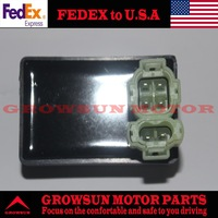 FedEx Free Shipping GY6 50cc Scooter Parts CDI Box for GY6 50cc 139QMA/139QMB Engine