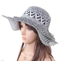 Free shipping! 2013 sunbonnet sun beach cap large along the strawhat sun hat women fashion sun beach hat women