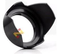 58mm Tulip Flower Lens Hood for Canon 18 55mm 55 250mm 75 300mm 70 300mm T3 T3i