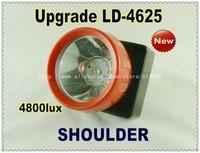 12pcs/lot Led LED Coal Mine Headlamp LD-4625 led headlight Free Shipping
