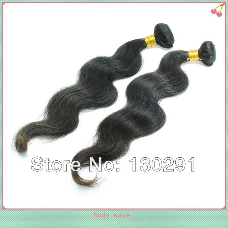 2014 cheap brazillian hair with free shipping 100% virgin remy human top quality beauty hairstyle no shedding tangle hot sale(China (Mainland))