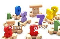 Early Learning  wooden educational toys, Learning character train toys ,wooden toys