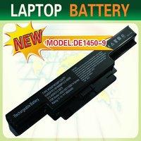 0u600p 0w360p N998p P219p U597p W356p Laptop Batteries W358p For Dell Studio 1450 1450n 1457 1458 1558r Series