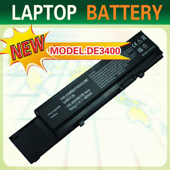 replacement 100% Compatible laptop battery for DELL 0TXWRR 0TY3P4 312-0997 backup laptop battery