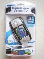 handheld  game players Lexibook child game machine handheld toy 120 tv machine