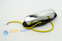 Tele Style Electric Guitar Neck Pickup Chrome Plated