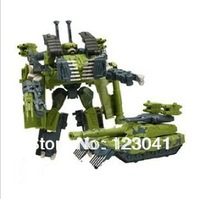 High quality Box Package Tank Action Figure Robot Toy for the Children's Gift