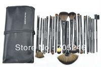 2sets Professional 24 Makeup Brushes 24PCS Cosmetic Facial Makeup Brushes Kit MakeUp Brush Set with Bag Make Up Brushes