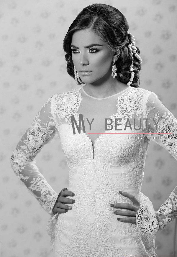 Beach tea length bridal gown cheap top wedding cream wedding dresses