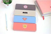 F30-268 New  hero series series big Tin Pencil case / Pen box /Free Shipping