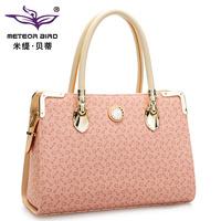 2013 new winter HIGH QUALITY kpop name brand designer shoulder leather handbag for women\ks female fashion vintage messenger bag
