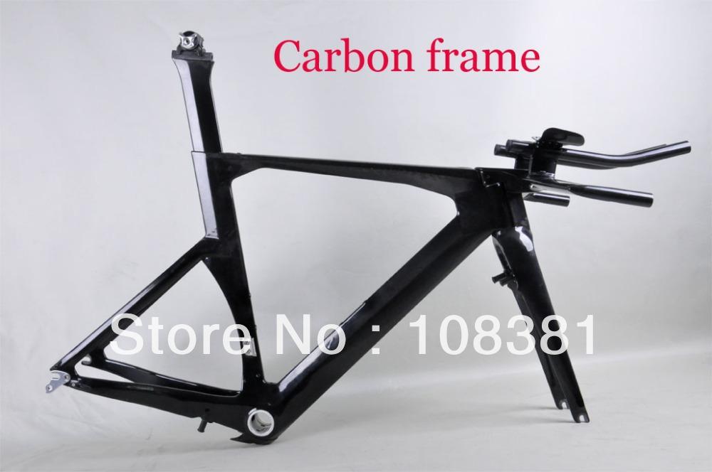 High quality monocoque carbon time trial frame FM087(China (Mainland))