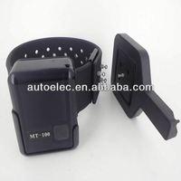 MT110 watch tracker water proof mini bracelet tracker tamper alarm tracker