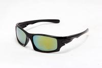 Freeshipping  Ten Sunglasses Matte Black Frame Blue Lens mens designer eyewear  cheap online !
