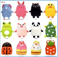 50pcs Animal Model Kindergarten Children's Backpack Shoulders Backpack Stain Resistant Easy Clean 16 Styles Can Choose