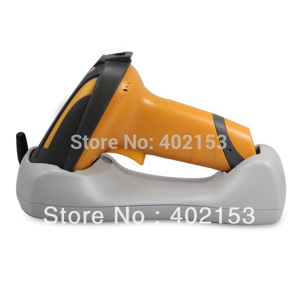 2.4G Bluetooth Wifi Anti-Lost Memory Storage Laser Code Barcode Scanner Wireless Bar Code Reader Wholesale Free Shipping #160921(China (Mainland))
