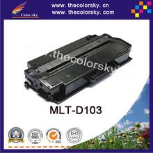 (CS-S103) Compatible toner printer cartridge for Samsung mlt-d103l mlt-d103 mlt-103 ml-2950 ml-2951 ml-2955 ml-2956 (2500 pages)